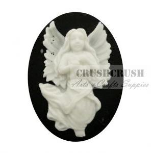 3pcs Angel Woman Wings Flowers Came..