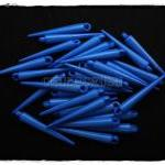 "30pcs 1-5/16"" (33mm) Blue Bas.."