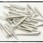 "50pcs 1-5/16"" (33mm) White Go.."